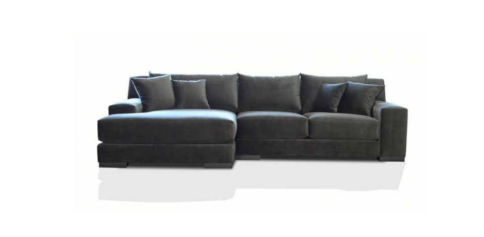 Contemporary Custom Sectional Couch