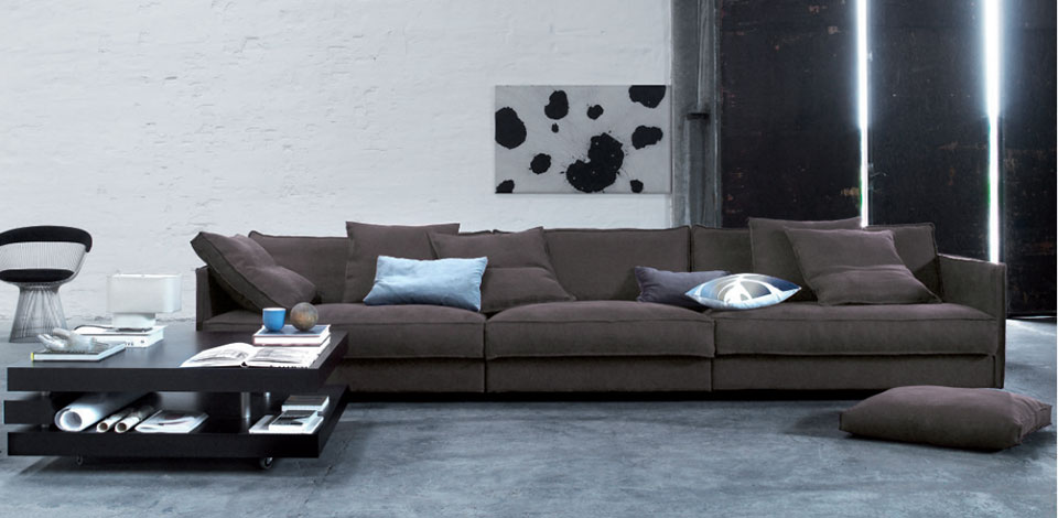 contemporary sofas