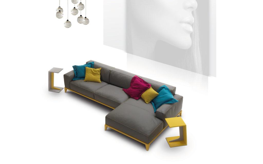 Contemporar Italian Sofa