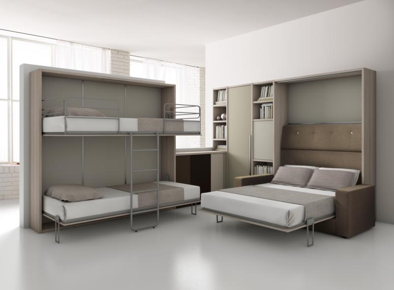 Space Saving Murphy Beds