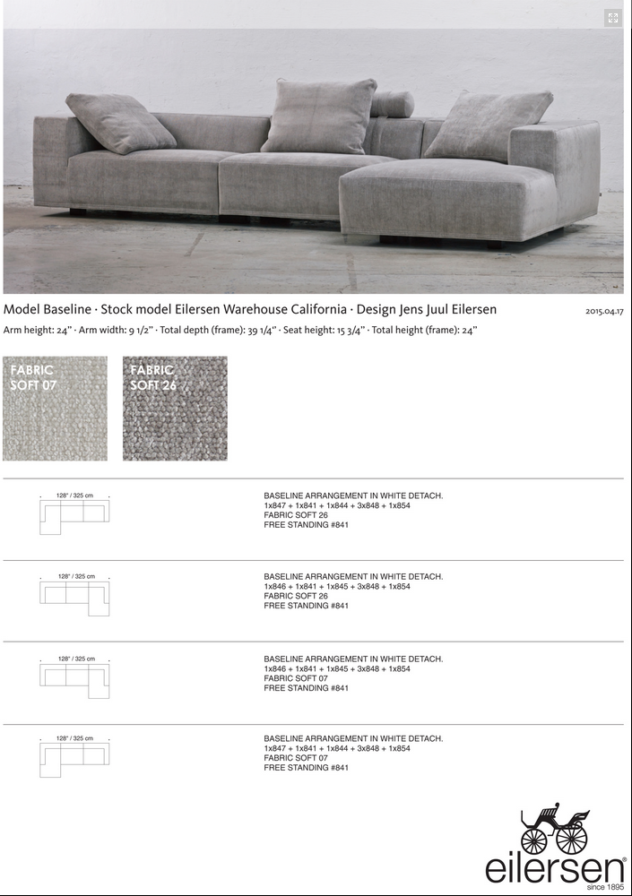 FORM Page 4 Mscape Modern Interiors : Eilersen Baseline Sofa from www.mscapesf.com size 705 x 1000 png 459kB
