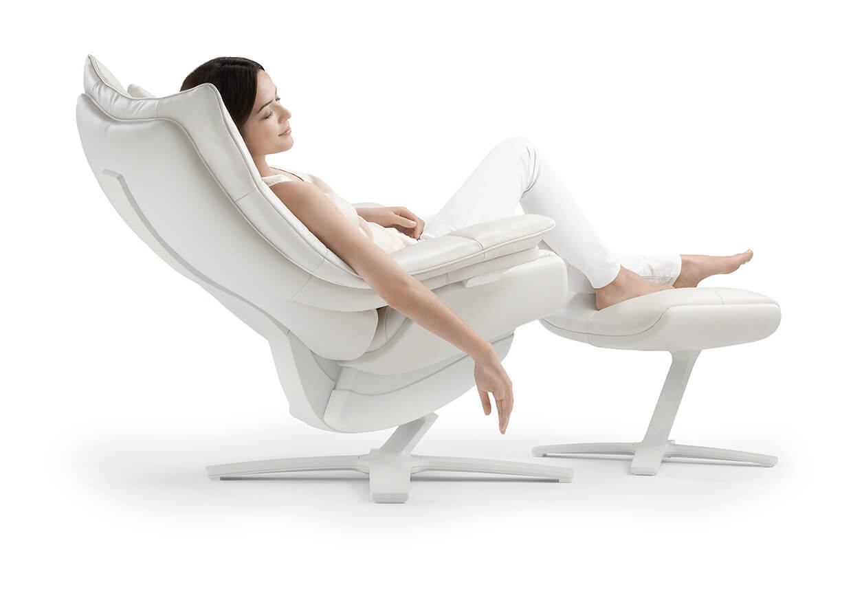 Natuzzi Revivie Chair San Francisco