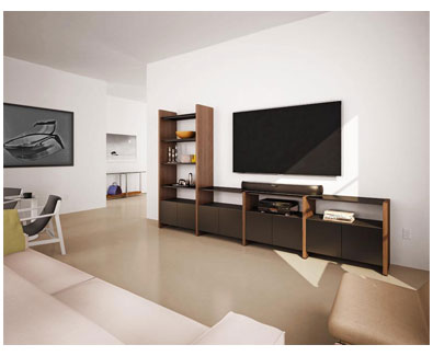 bdi semblance home system - Bdi Furniture