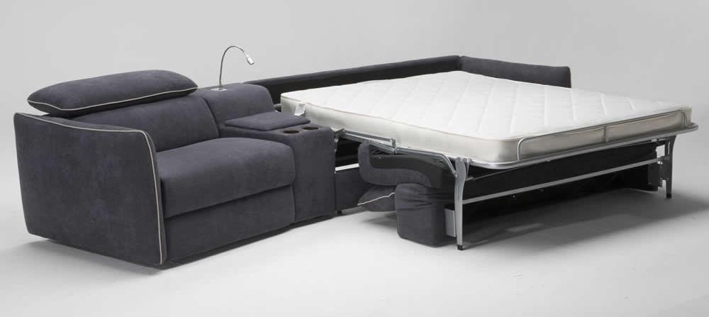 Recliner Sofa Sleeper