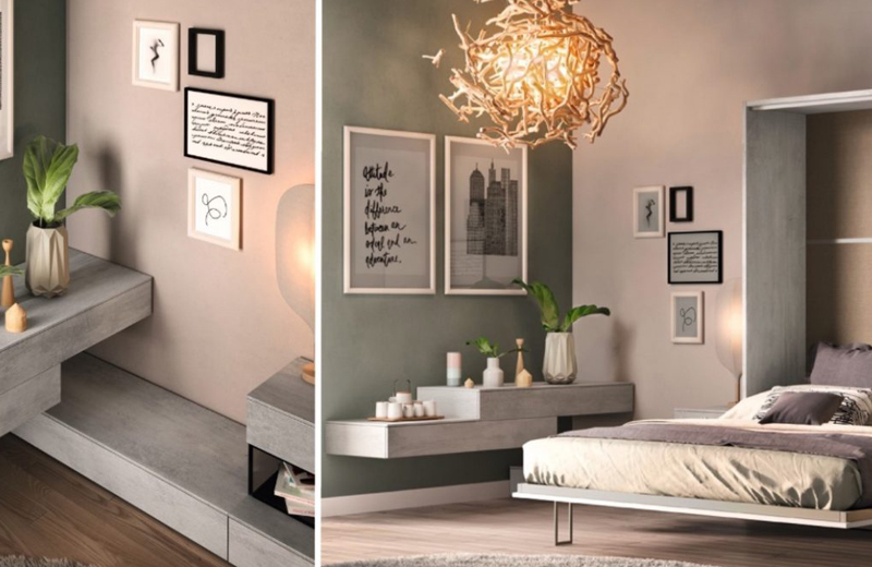 Italian Wall Beds And Wall AV Systems